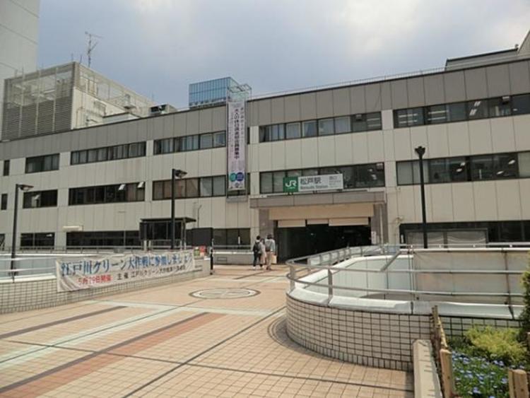 JR松戸駅1440m