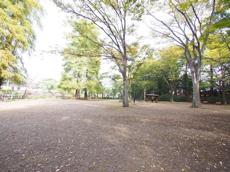 石神井公園まで550m