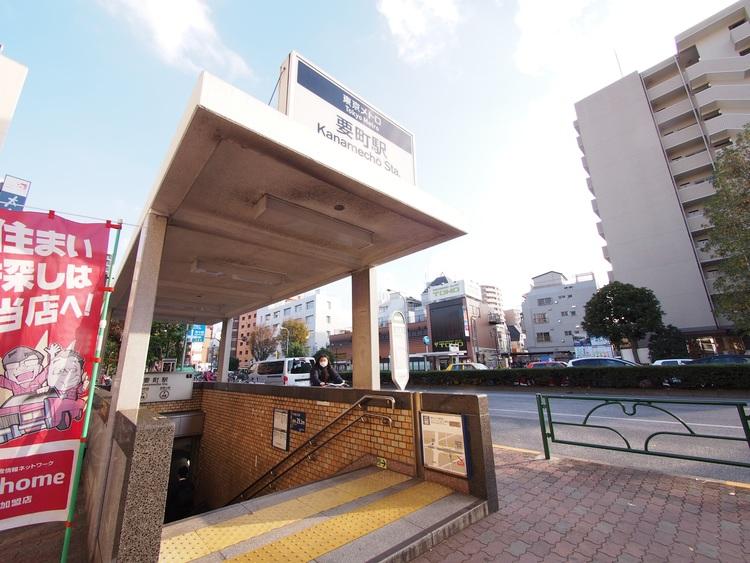 東京メトロ副都心線・有楽町線 要町駅まで960m