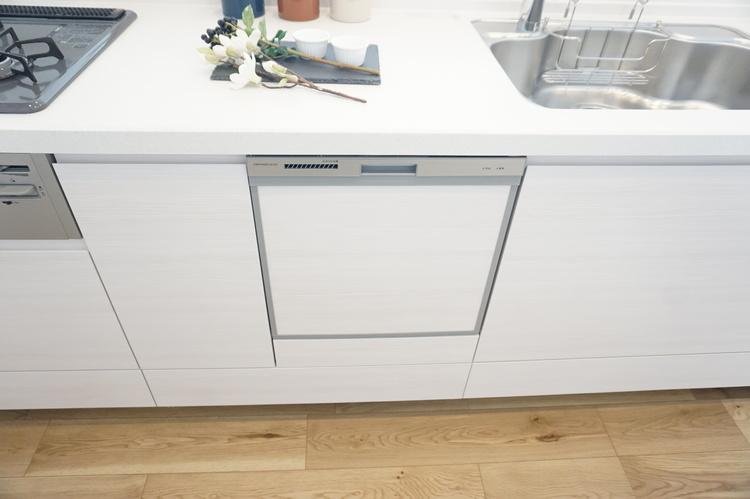 食洗器もあります。