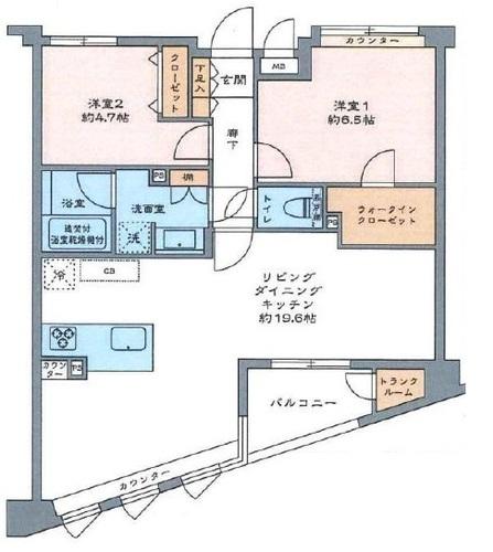 グレイス横浜ポートシティの物件画像