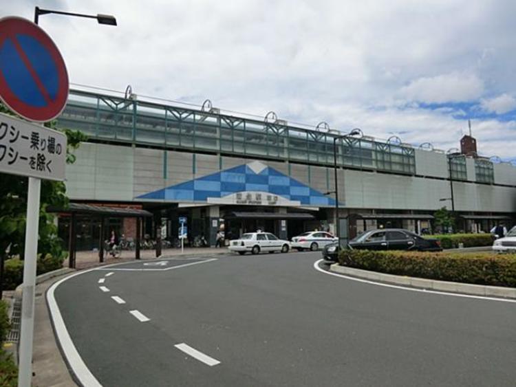 東武鉄道蒲生駅240m