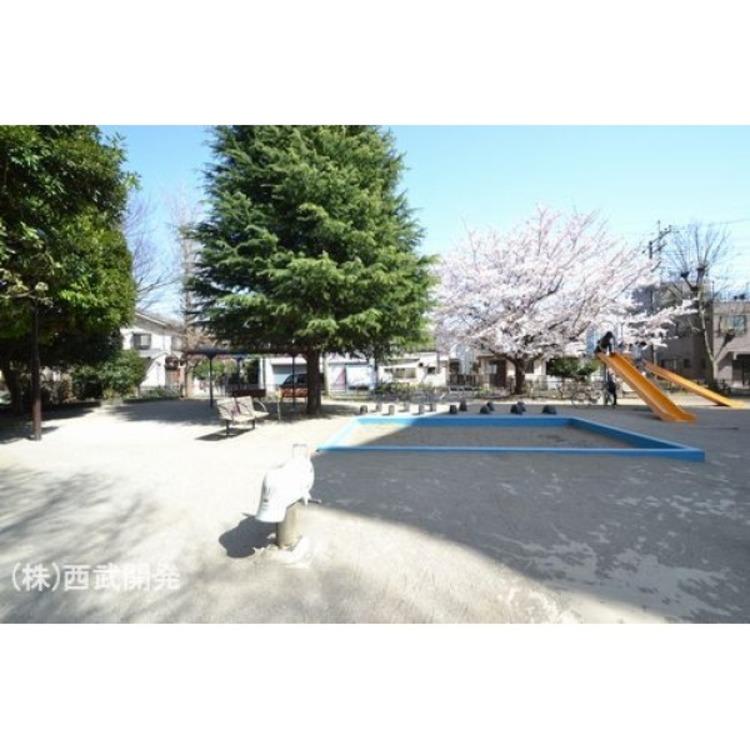 南越ノ上児童公園(約50m)