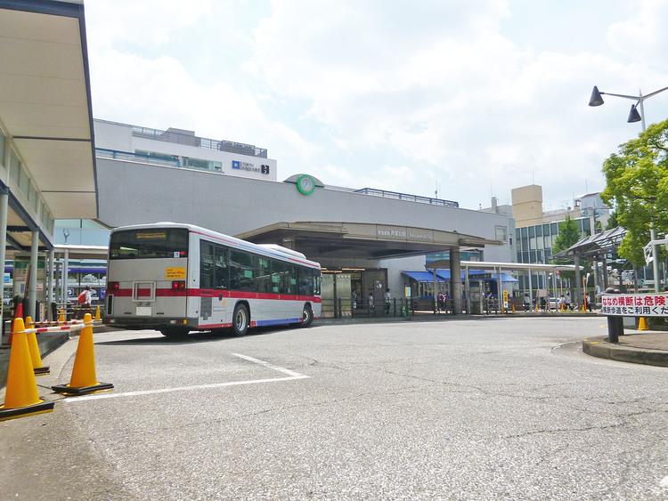 青葉台駅 距離800m
