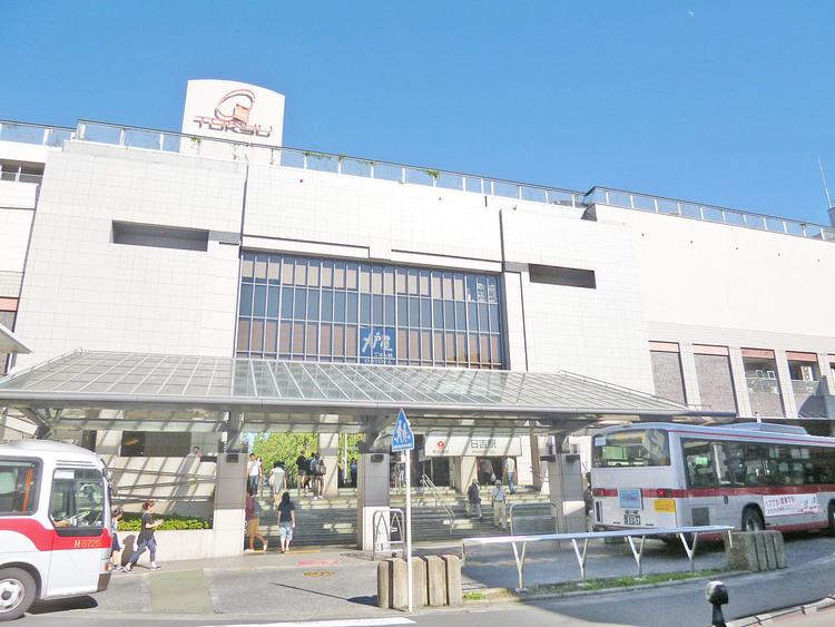 日吉駅 距離2000m
