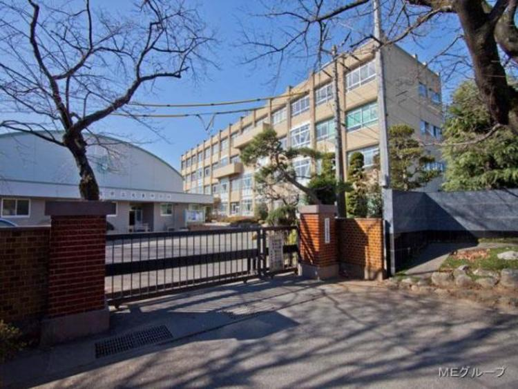 川越市立大東中学校1100m