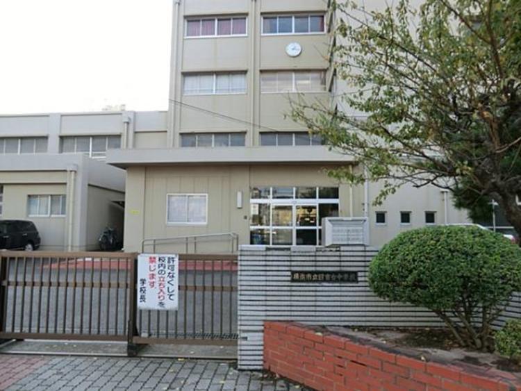 日吉台中学校1300m