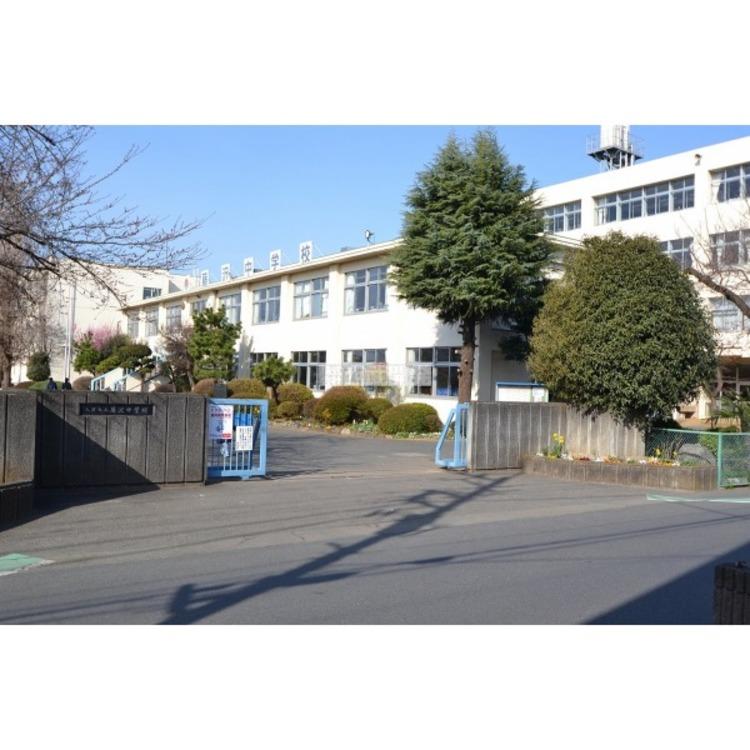 藤沢中学校(約1700m)