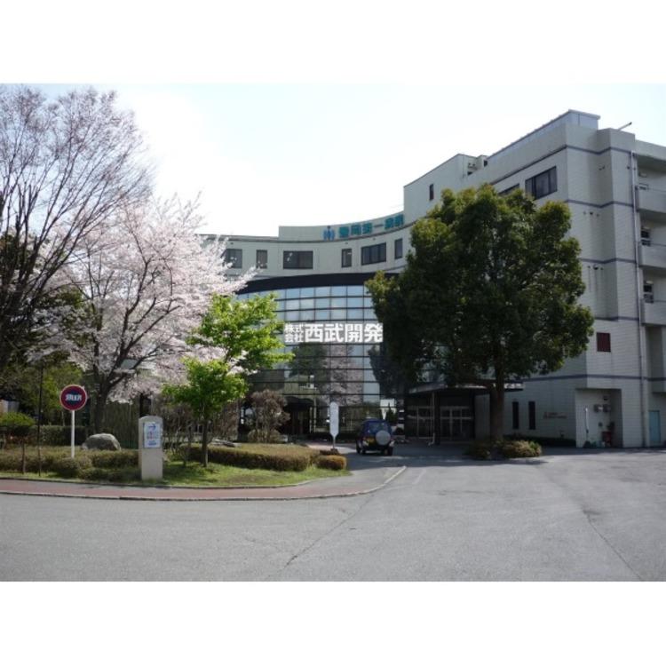 豊岡第一病院(約1100m)