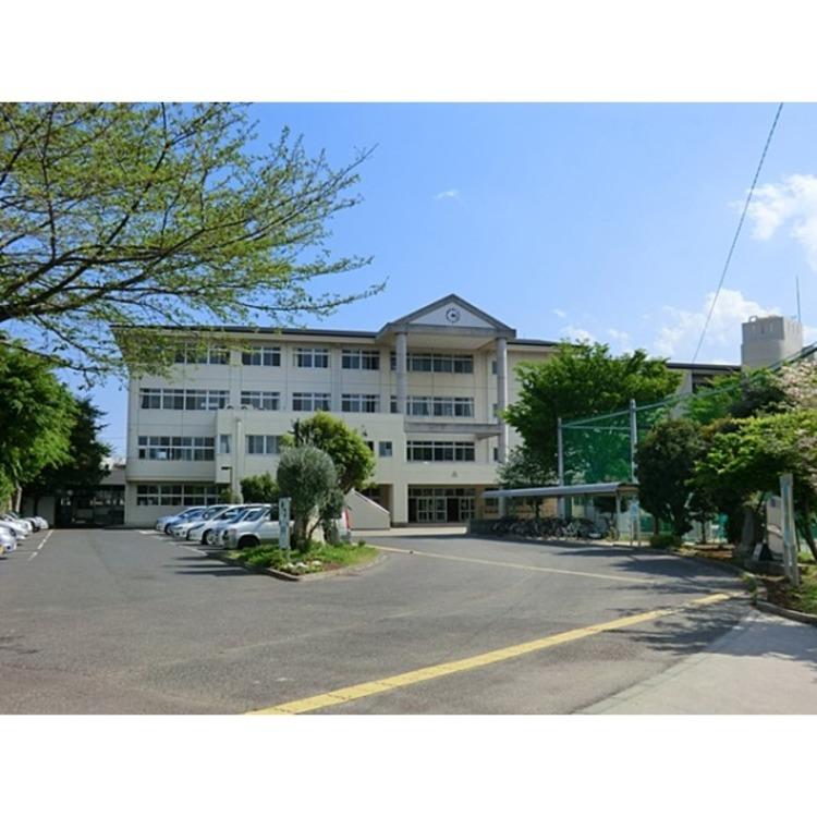 所沢中学校(約1260m)
