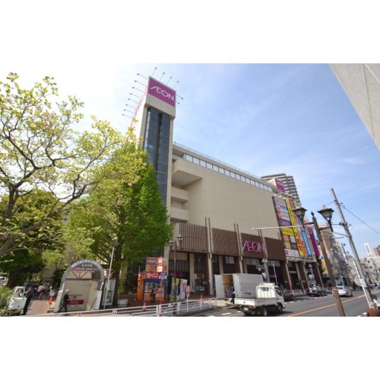 イオン所沢店(約670m)