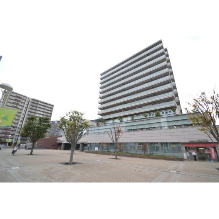 所沢市役所所沢出張所(約940m)