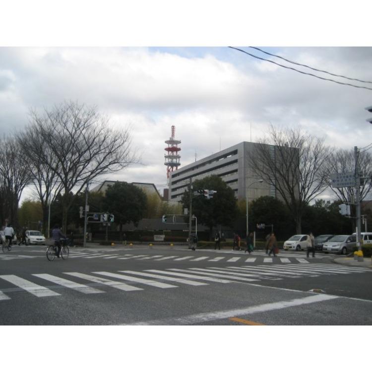 所沢市役所(約1170m)