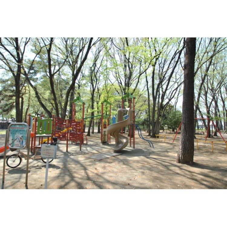 緑町中央公園(約570m)