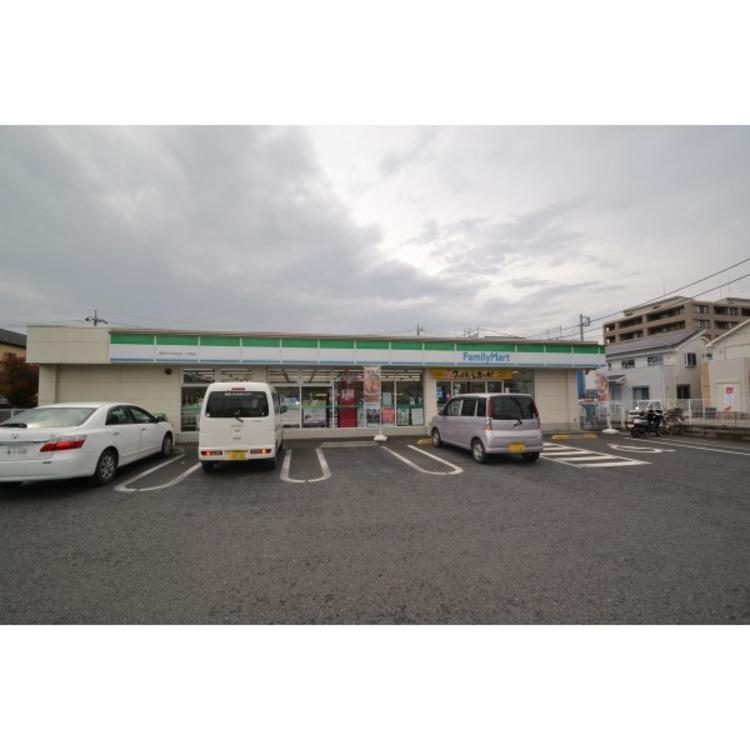 ファミリーマートけやき台一丁目店(約230m)