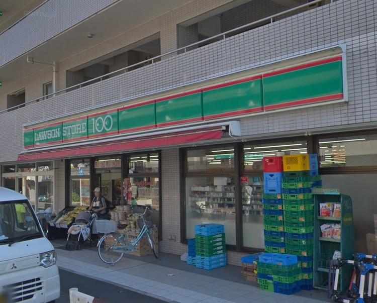 ローソンストア100 川崎登戸店