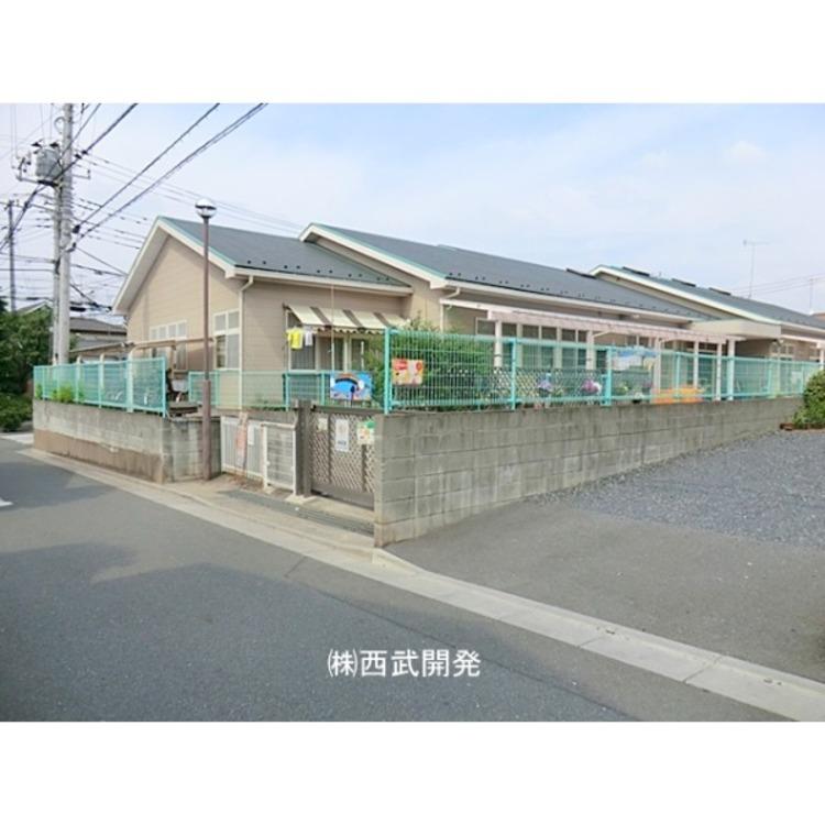 東朝霞保育園(約1010m)
