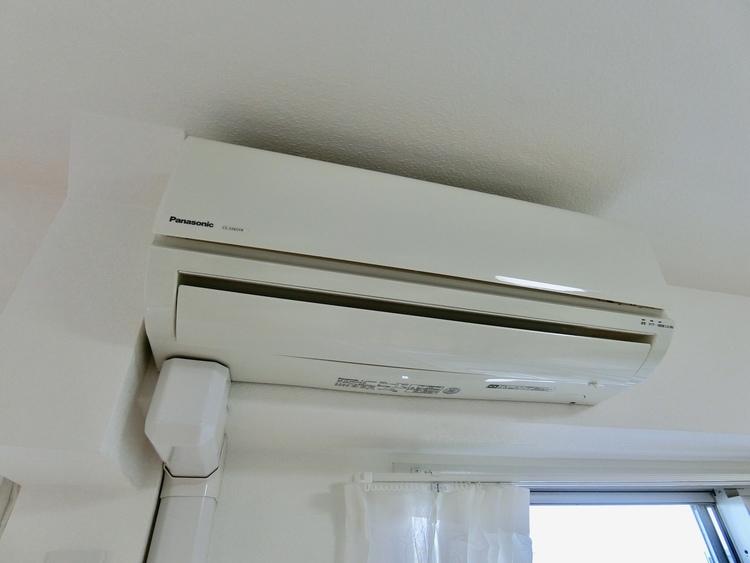 エアコン1台付きです。