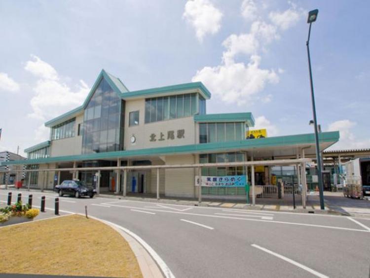 JR高崎線「北上尾」駅 800m