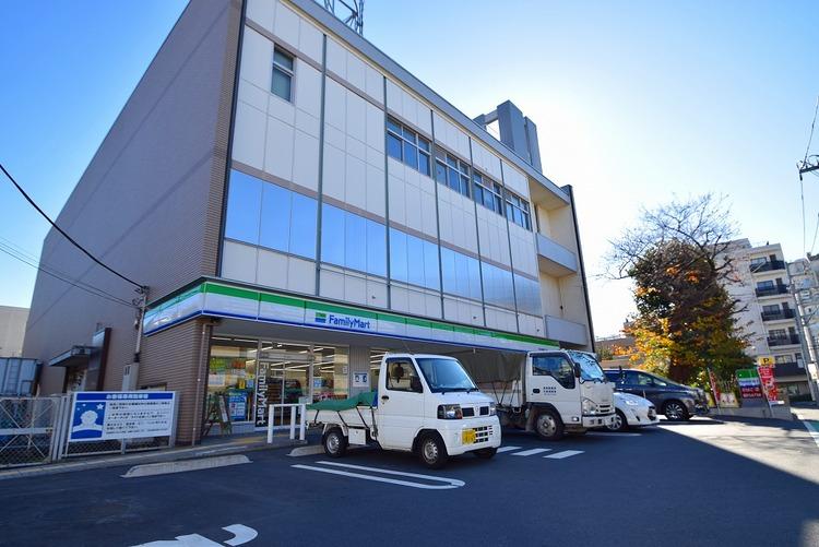ファミリーマート 世田谷瀬田四丁目店 距離約350m