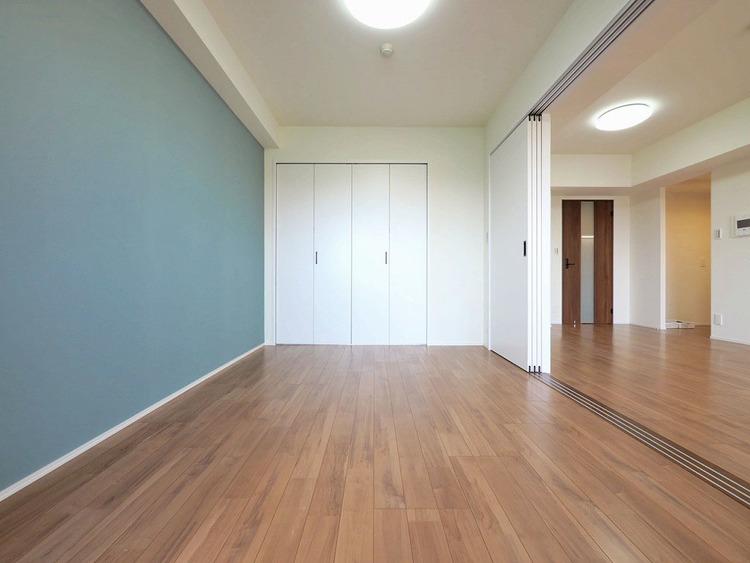 お部屋の扉を開ければ、よりゆったりとした空間に