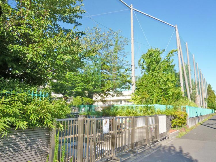 横浜市立日吉台小学校 距離1400m