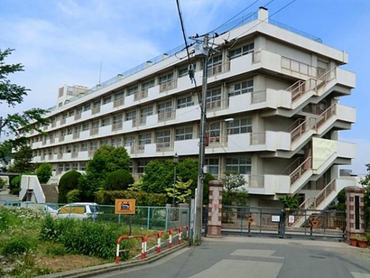 さいたま市立東浦和中学校1100m