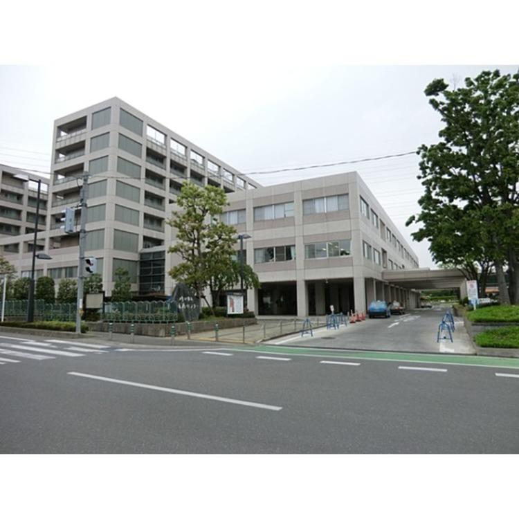 川口市立医療センター(約1180m)