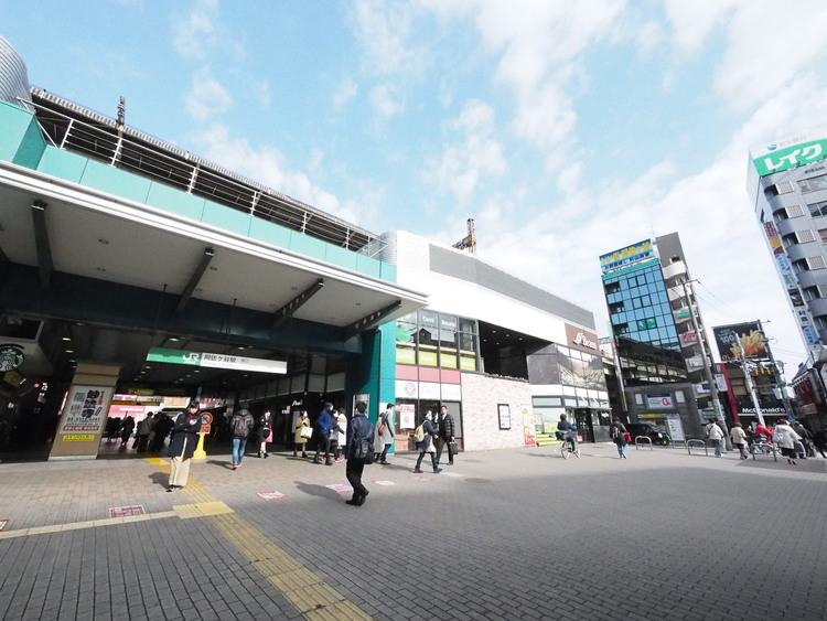 JR中央線 阿佐ヶ谷駅 まで2080m