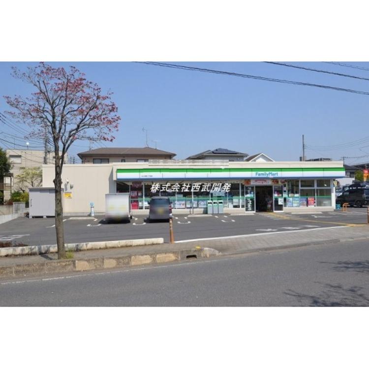 ファミリーマートふじみ野2丁目店(約500m)