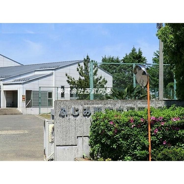 駒西中学校(約2000m)