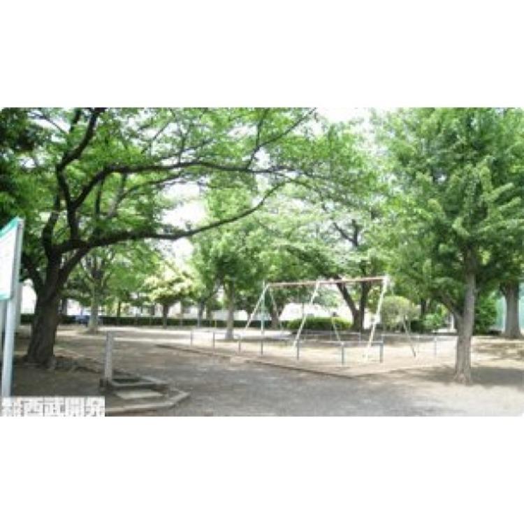 戸塚東公園(約290m)