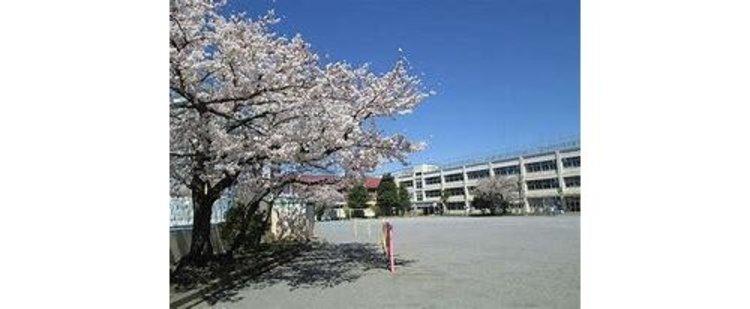 大田区立六郷小学校まで480m よく考え、行動する子。思いやりをもち、助け合う子。健康でねばり強い子。