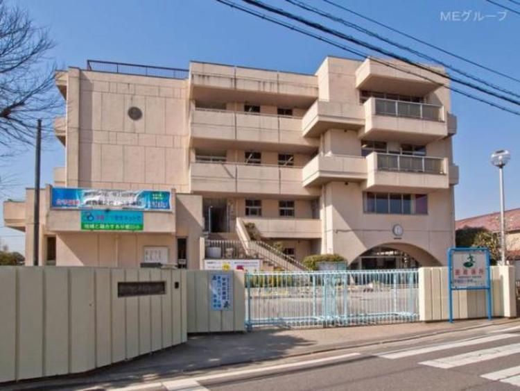 三郷市立早稲田小学校 367m