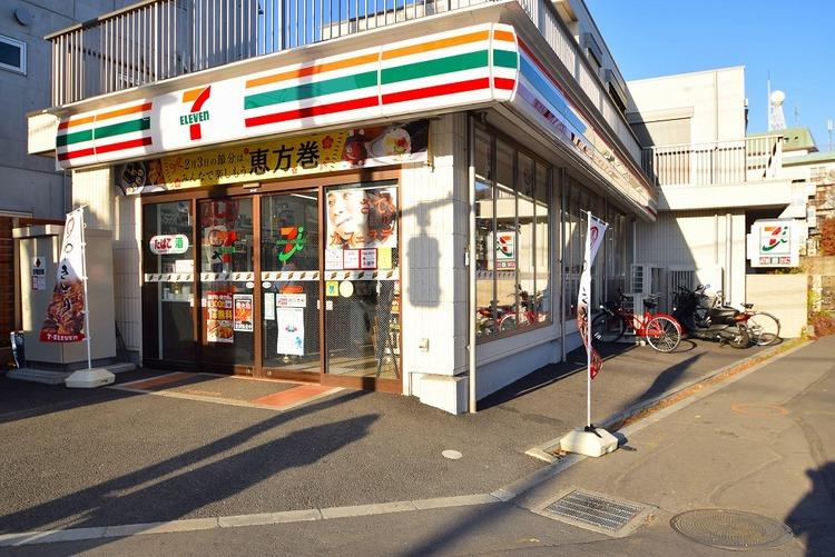 セブンイレブン世田谷玉川店 距離190m