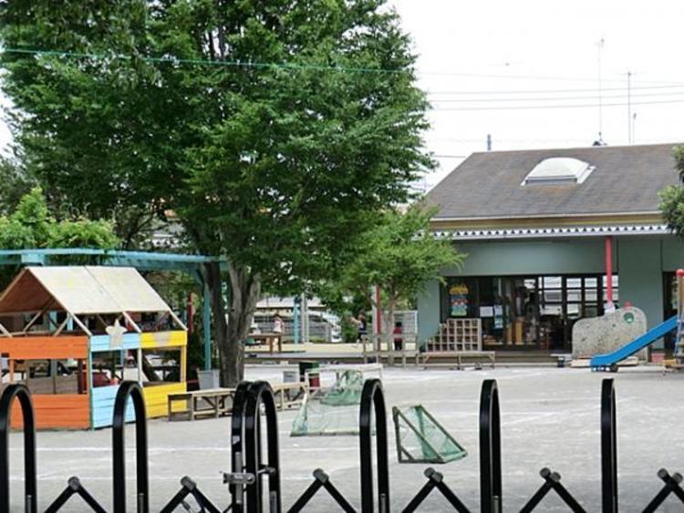 なかの幼稚園 1390m