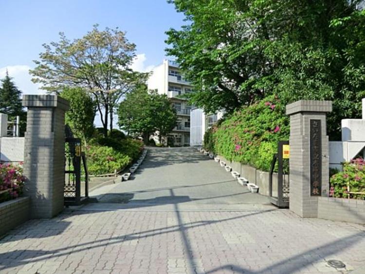 さいたま市立木崎中学校1370m