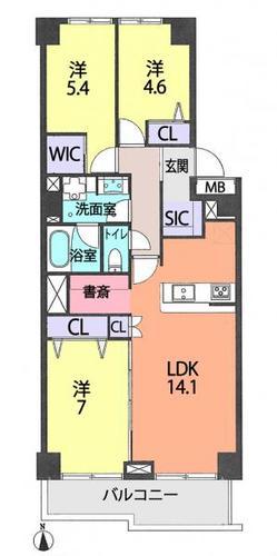 ルジェンテ・リベル志木弐番館の物件画像