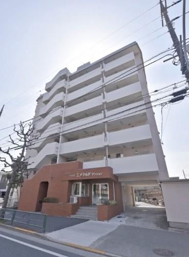 エメラルドマンション・ジュウエル宇喜田の物件画像