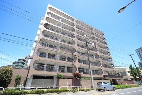 日商岩井東品川マンションの物件画像