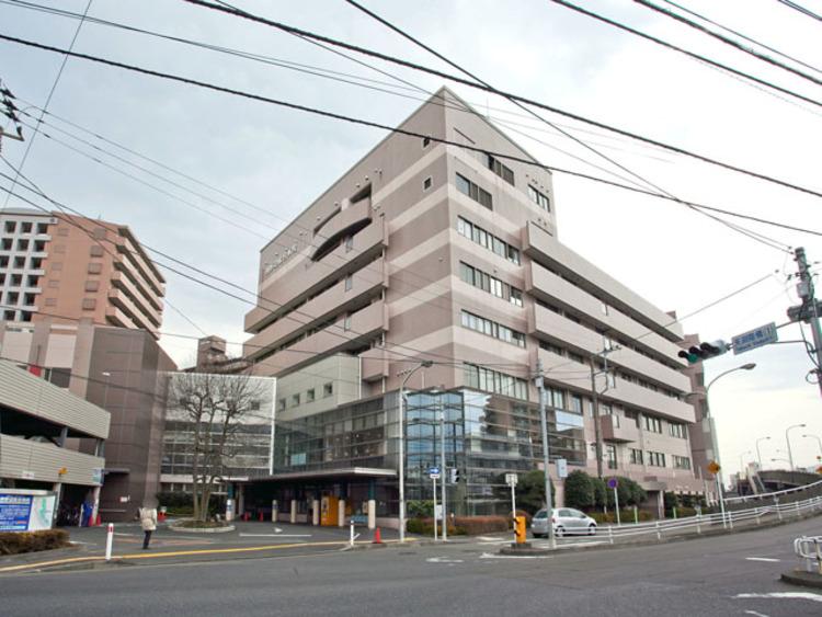 渕野辺総合病院 距離約750m