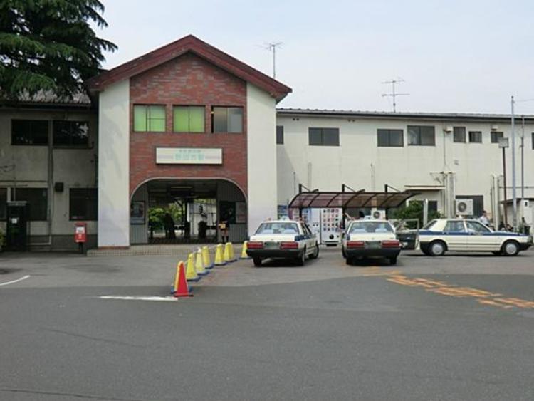 東武鉄道野田市駅850m