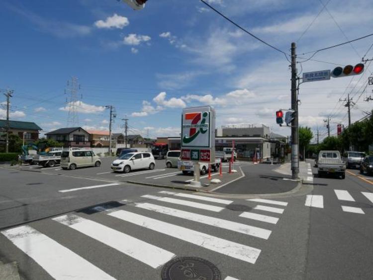 セブンイレブン横浜奈良北団地店まで約492m