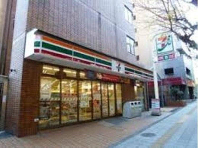 セブンイレブン世田谷三宿2丁目店まで230m 何かと便利な24時間営業のコンビニあります。