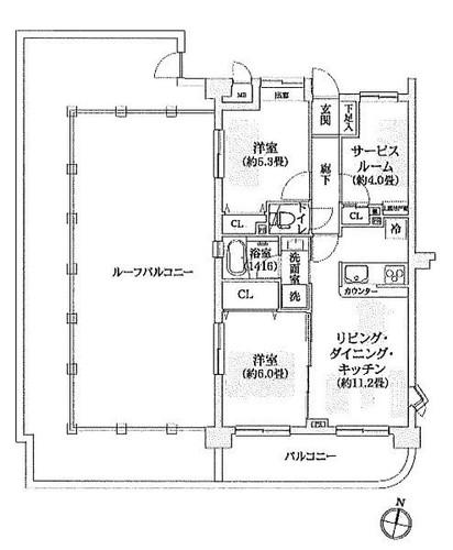 ナイスアーバン綱島3の物件画像