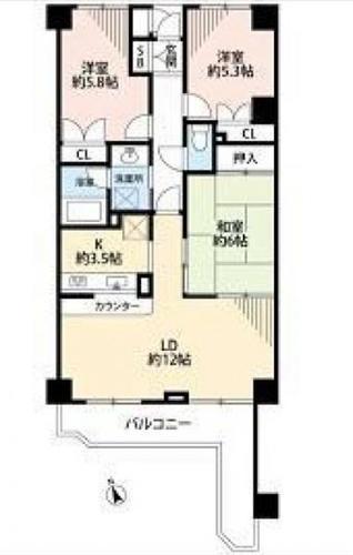 アール・ケープラザ東戸塚3の物件画像