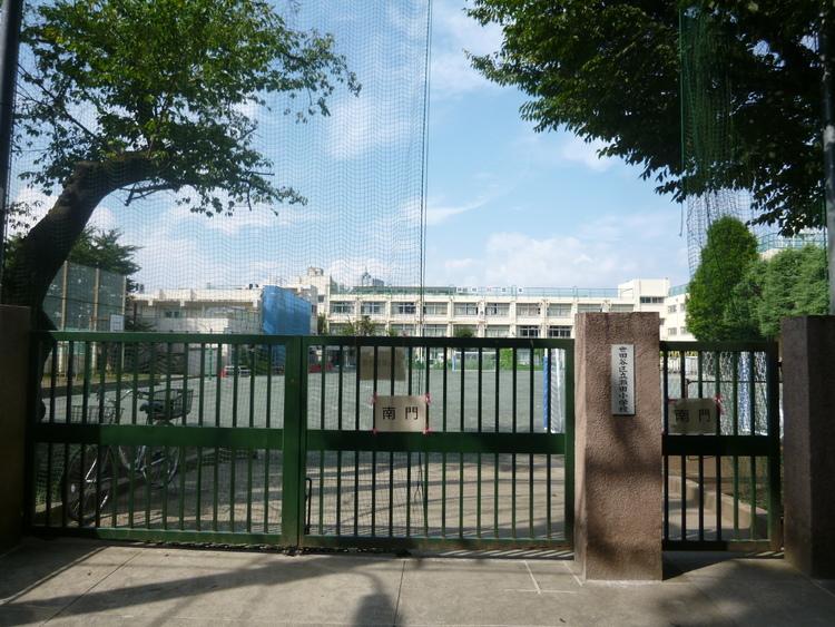 瀬田小学校 距離220m