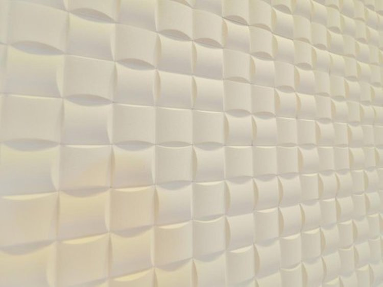 「エコカラット」の微細な孔は、高い呼吸能力で心地よく、 体にやさしい室内環境をつくります。さらに 一段とおしゃれ感を演出してくれます。