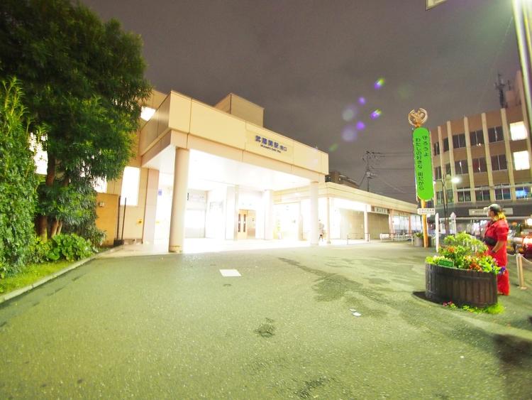 西武新宿線 武蔵関駅まで1600m