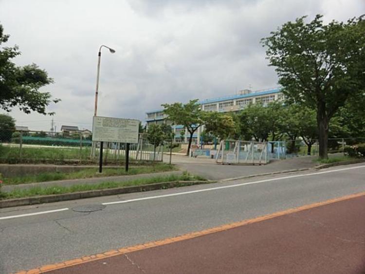 柏市立大津ケ丘第一小学校281m